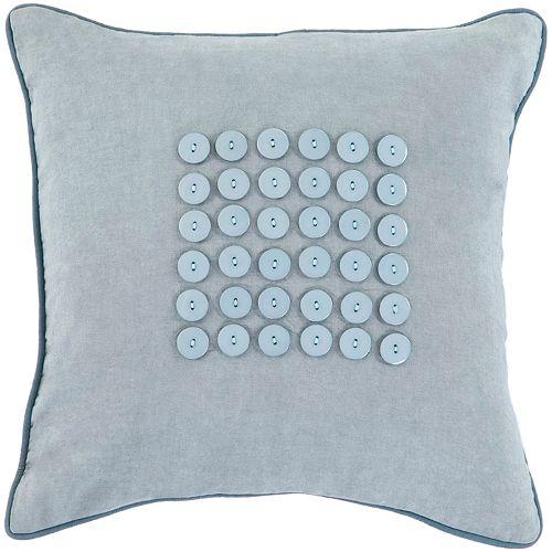 Decor 140 Grenchen Button Decorative Pillow