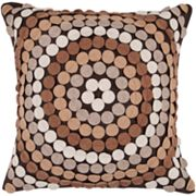 Decor 140 Treme Decorative Pillow - 22' x 22'