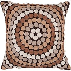 Decor 140 Treme Decorative Pillow - 22' x 22'