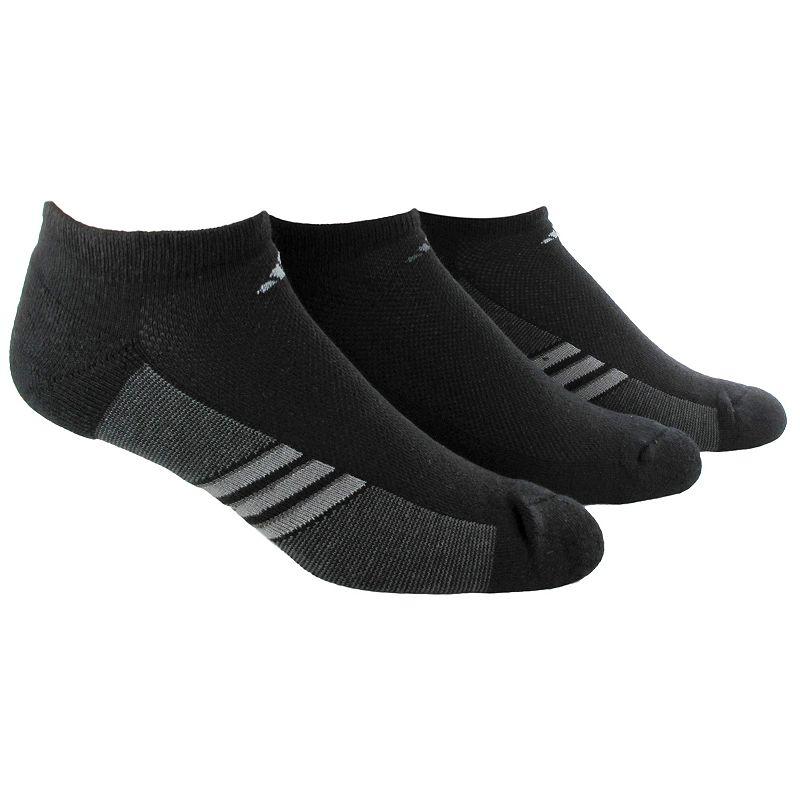 adidas 3-pack Superlite No-Show Socks - Men