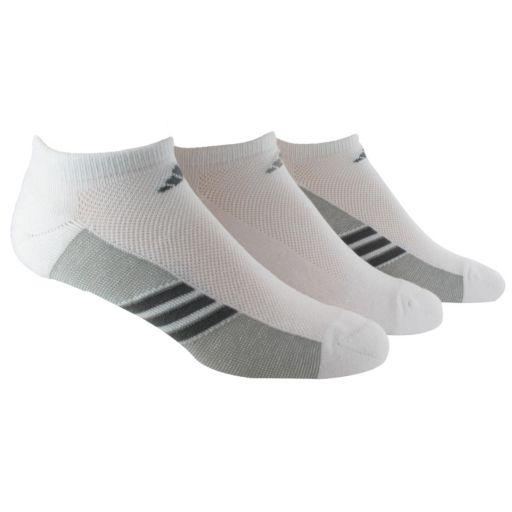 Men's adidas 3-pack Superlite No-Show Socks