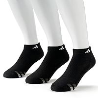 Men's adidas 3-Pack climalite Low-Cut Performance Socks
