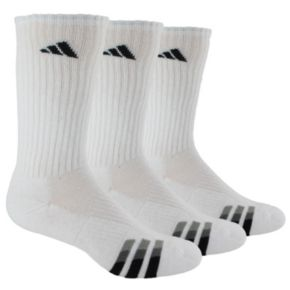 Men's adidas 3-Pack Cushioned Crew Socks
