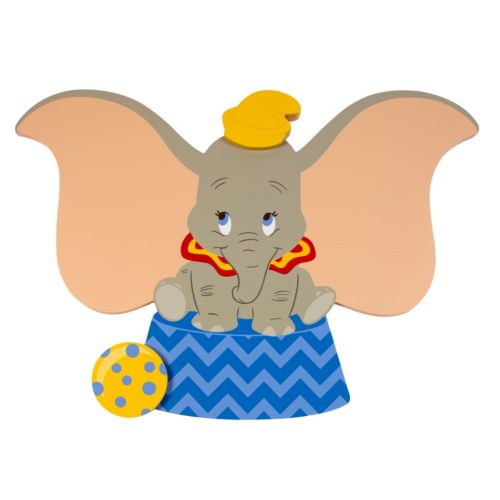 Disney's Dumbo Shaped Wall Art