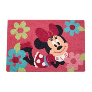 Disney's Minnie Mouse Accent Rug