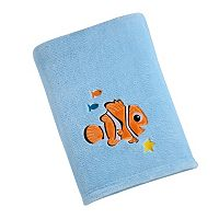 Disney's Finding Nemo Appliqued Coral Fleece Blanket