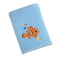 Disney's Finding Nemo Appliqued Coral Fleece Blanket