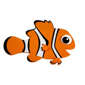 Disney's Finding Nemo Shaped Wall Art