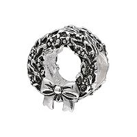 Individuality Beads Sterling Silver Wreath Bead