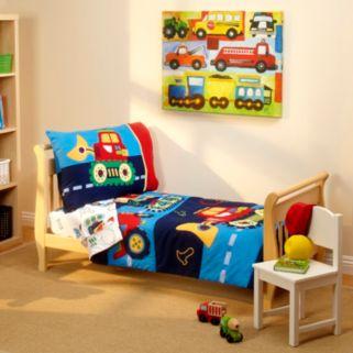 Everything Kids by NoJo Print 4-pc. Bedding Set - Toddler