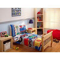 Everything Kids by NoJo Print 4 pc Bedding Set - Toddler