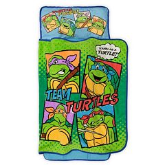 Teenage Mutant Ninja Turtles Toddler Nap Mat