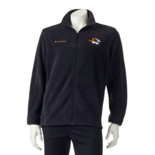 Men's Columbia Missouri Tigers Flanker II Full-Zip Fleece