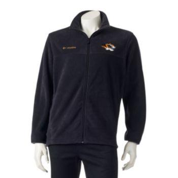 Men's Columbia Missouri Tigers Flanker II Full-Zip Fleece