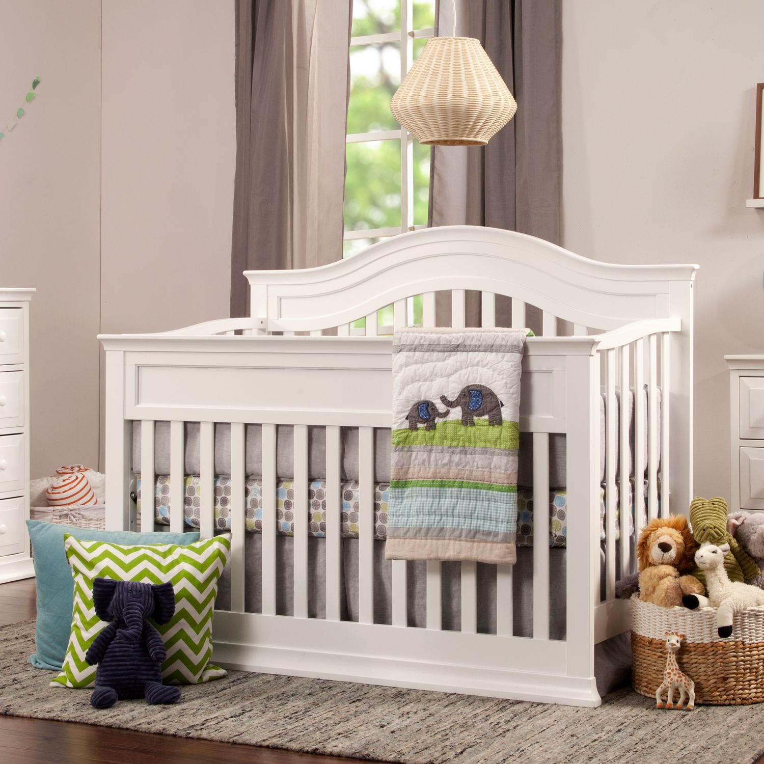 davinci brook 4in1 convertible crib