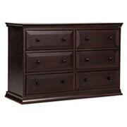 DaVinci Signature 6-Drawer Double Dresser