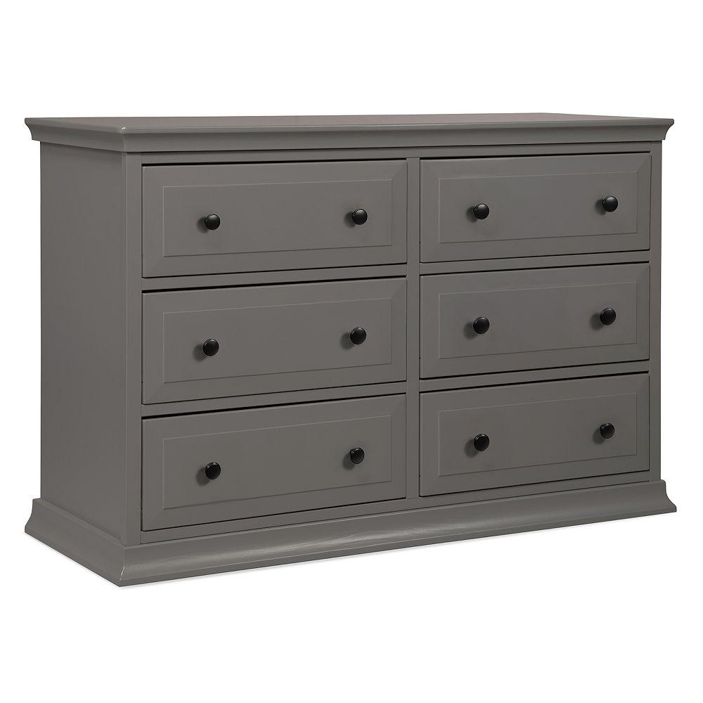signature drawer double dresser - davinci signature drawer double dresser