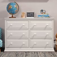 DaVinci Signature 6-Drawer Double Dresser