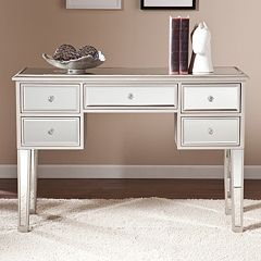 Emporia Mirrored Console Table