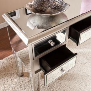 Emporia Mirrored Console Table