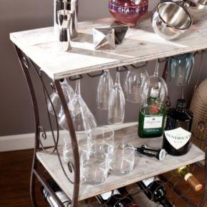 Alpine Bar Table