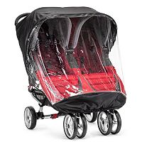 Baby Jogger City Mini / Mini GT Double Stroller Weather Shield