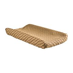 Trend Lab Northwoods Animal Print Changing Pad Cover