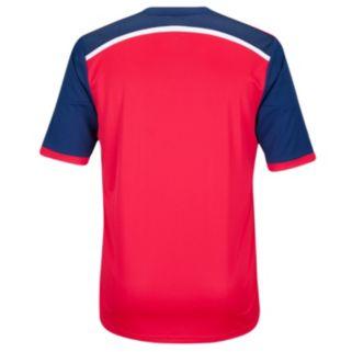 Men's adidas Chicago Fire Wordmark MLS Jersey