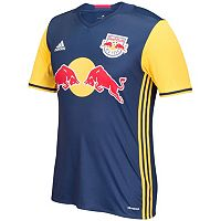 Men's adidas New York Red Bulls Wordmark MLS Jersey