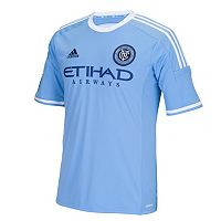 adidas New York City FC Wordmark MLS Jersey - Men
