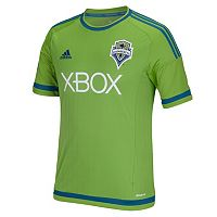 Men's adidas Seattle Sounders Wordmark MLS Jersey