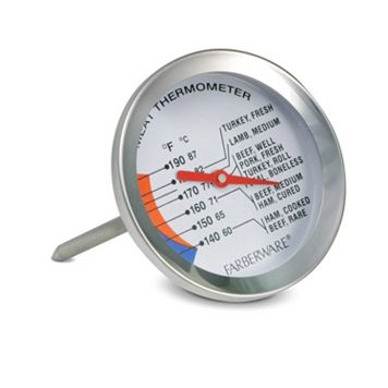 Farberware Classic Analog Meat Thermometer