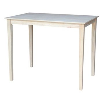 International Concepts Contemporary Dining Table