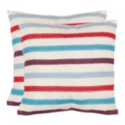 Bleeker 2-piece Throw Pillow Set