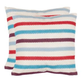 Bleeker 2-piece Throw Pillow Set