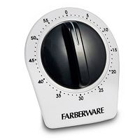 Farberware Classic Dial Kitchen Timer