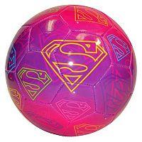 DC Comics Superman Size 5 Soccer Ball