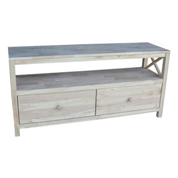 International Concepts Hampton TV Stand