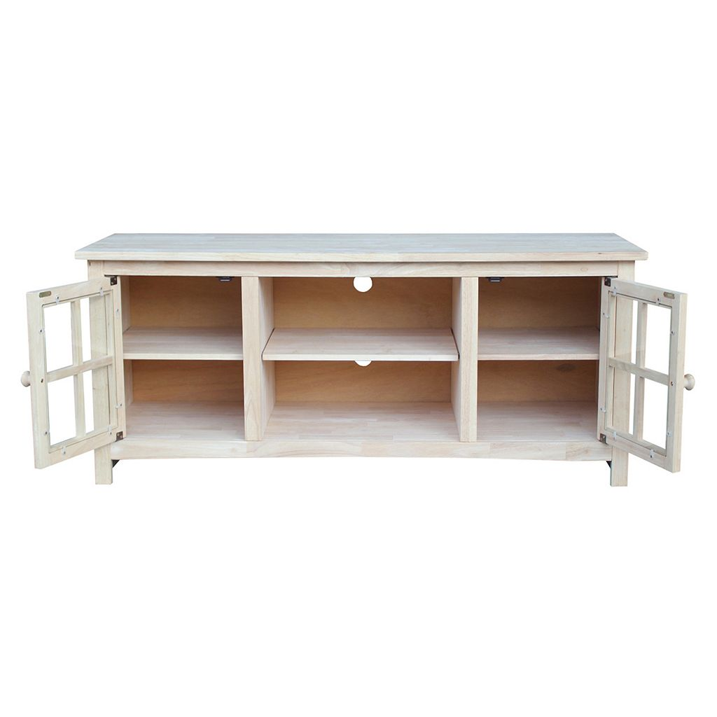 International Concepts Franklin TV Stand