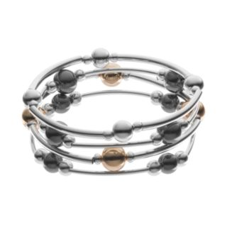 Croft & Barrow® Bead Stretch Bracelet Set