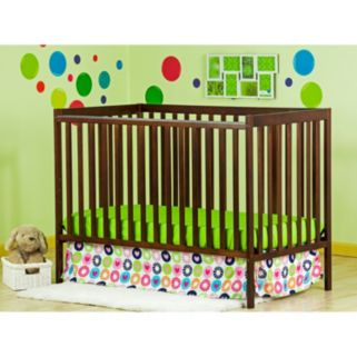 Dream On Me Synergy 5-in-1 Convertible Crib