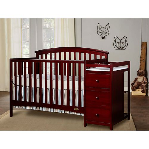 Get Your Dream Affordable: Dream On Me Niko 5-in-1 Convertible Crib