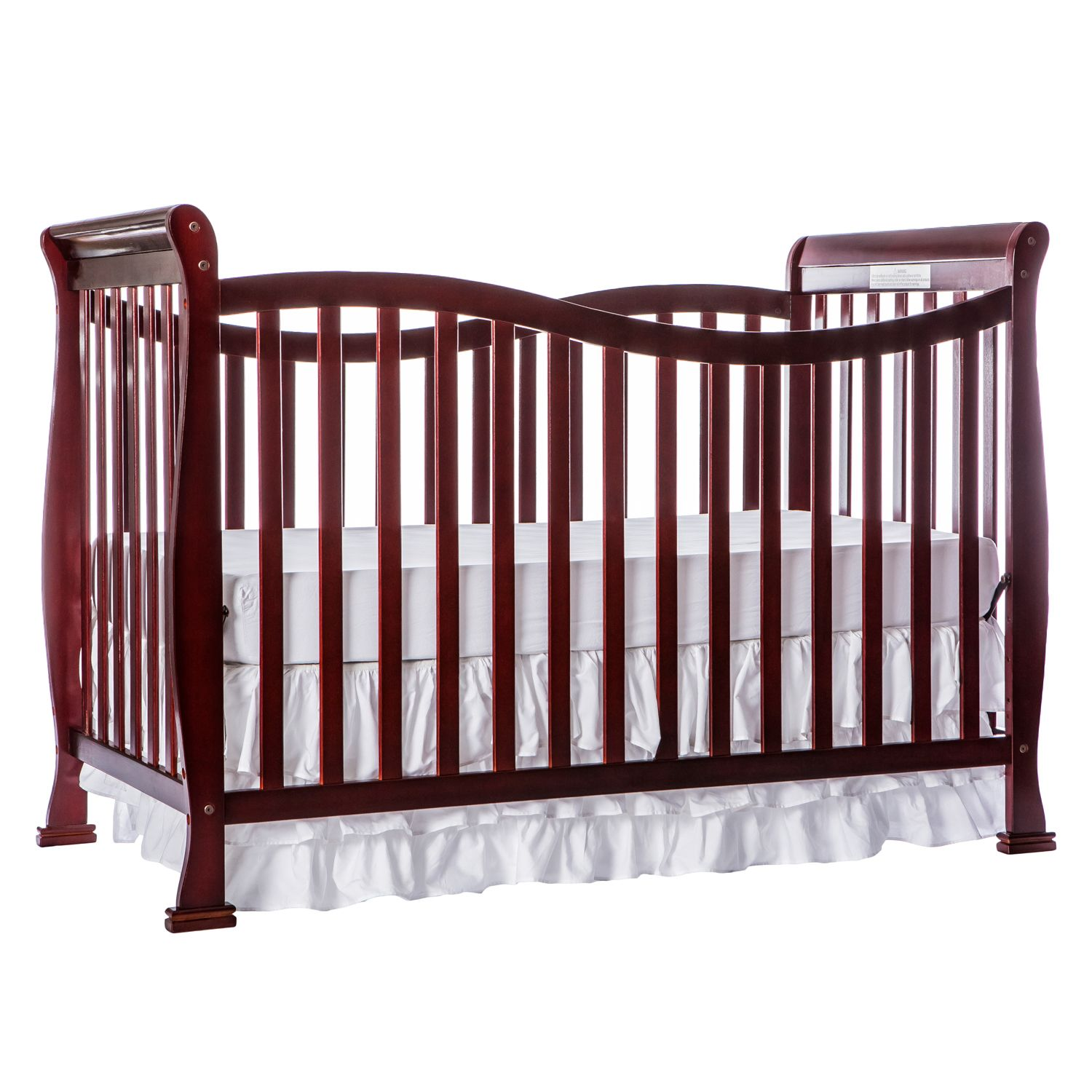 Contemporary white wooden jenny lind crib for your baby to sleep - Contemporary White Wooden Jenny Lind Crib For Your Baby To Sleep 58