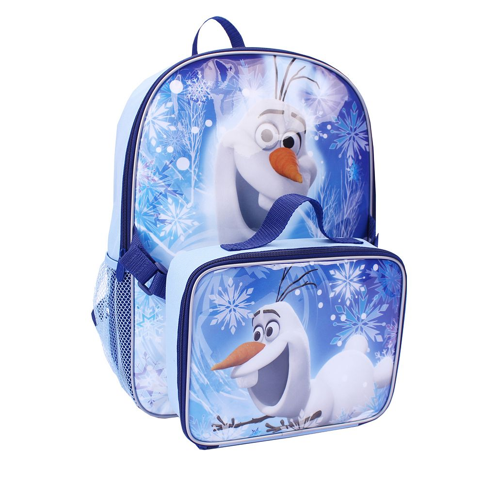 Disney's Frozen Olaf Backpack and Lunch Bag Set - Kids