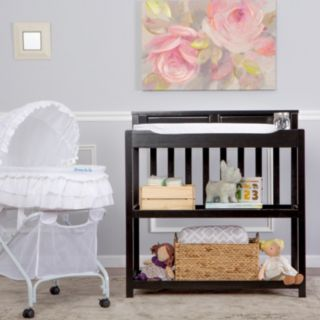 Dream On Me Zoey Convertible Changing Table and Twin Bed