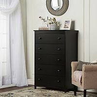 Dream On Me Freeport 5-Drawer Dresser