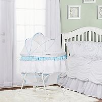 Dream On Me Lacy Portable 2-in-1 Bassinet