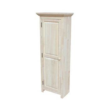 International Concepts 6-Shelf Storage Cabinet