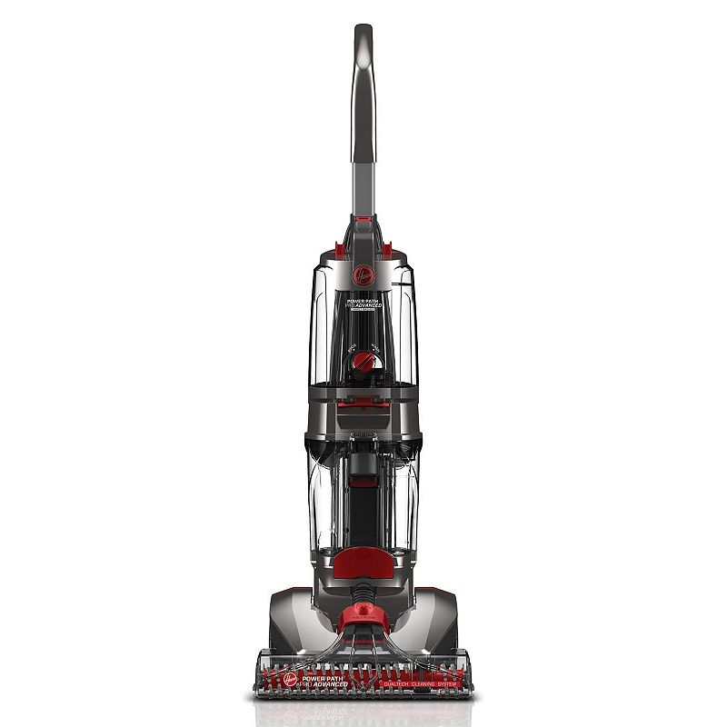 Hoover Power Path Pro Advanced Carpet Cleaner, Black
