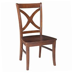 International Concepts 2-piece Salerno Chair Set